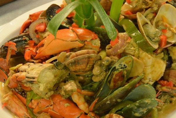 Magic Saucy Seafood Fest Recipe