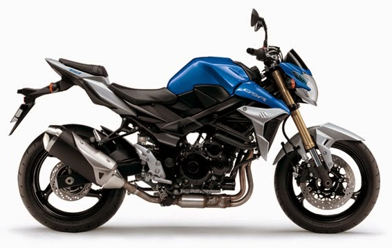2014 Suzuki GSR-750 Specifications and Price