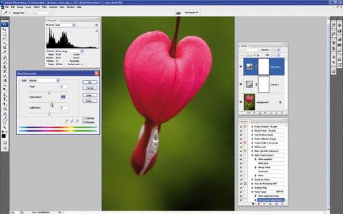 Thiết lập Photoshop Action xử lý ảnh hàng loạt 6