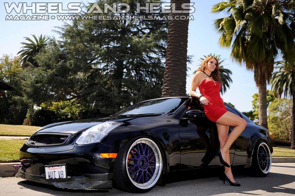 Wheels And Heels Magazine / W&HM: Jaclyn Tara - Wheels and Heels ...