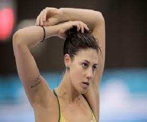 Atlet renang tercantik didunia