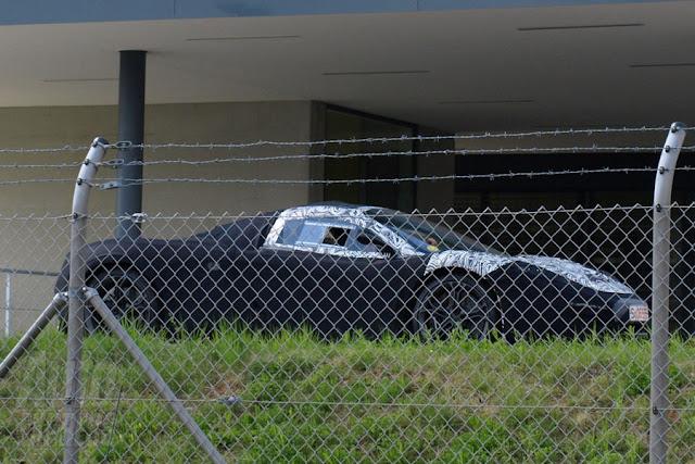 New-McLaren-F1