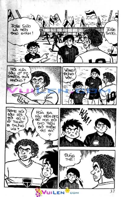Jindodinho - Đường Dẫn Đến Khung Thành III  Tập 22 page 37 Congtruyen24h