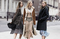 zara moda vestidos