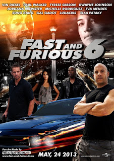 Download Fast and Furious 6 Gratis Subtittle Indonesia