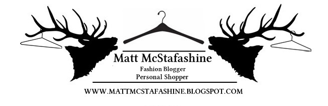 Matt McStafashine