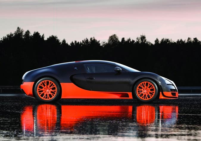 Bugatti Veyron Super Sport Car Blog