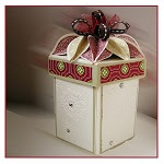 ORNAMENT TOPPER TEA BOX