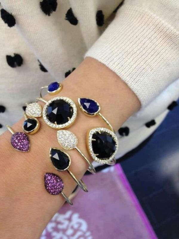 Bangle Style Bracelets