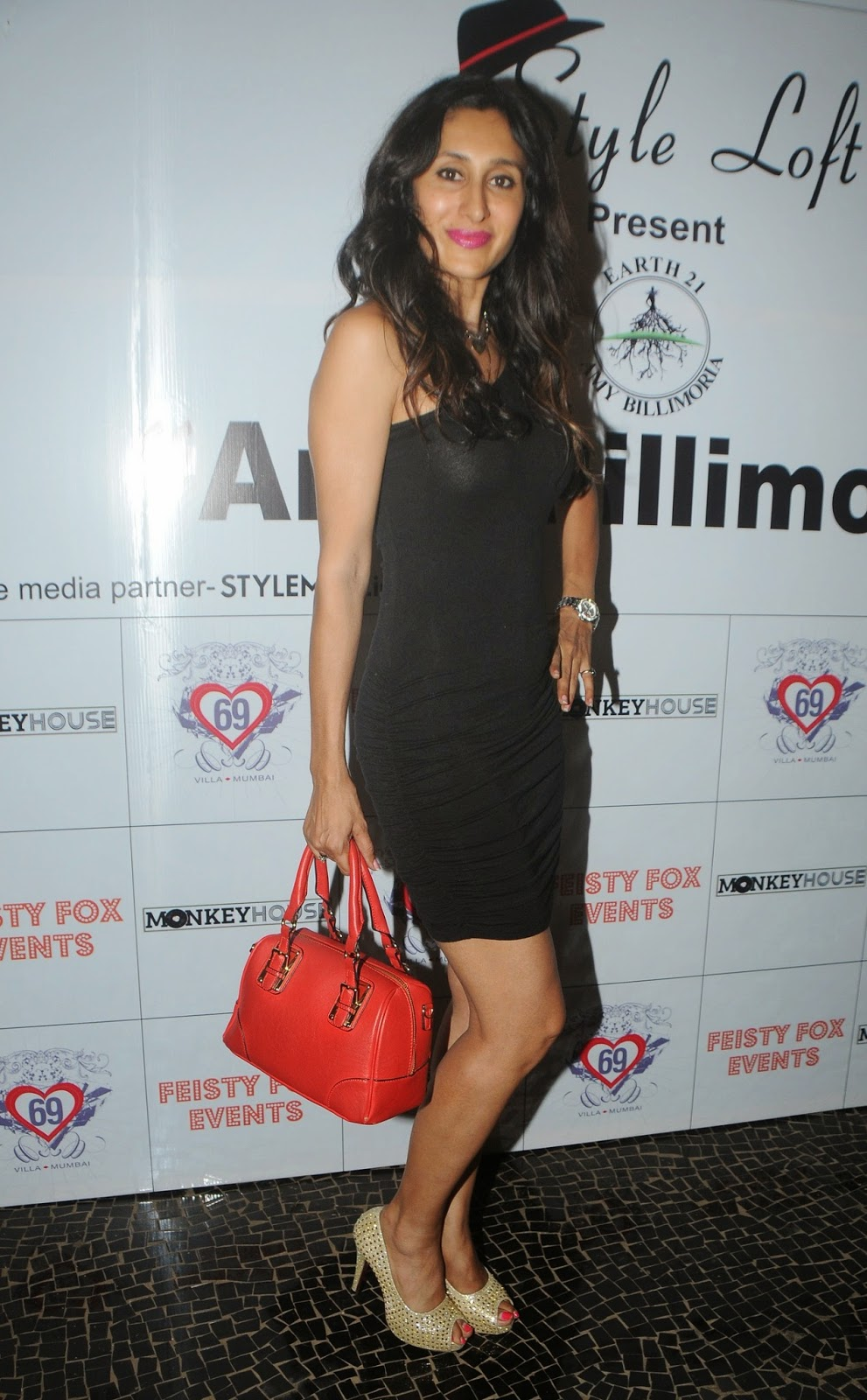 Amy Billimoria Showcases at Style Loft Event Pics
