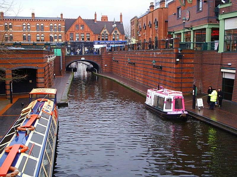 Canales Birmingham