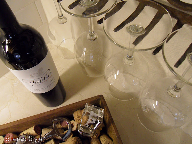 wine glass rack plans free
