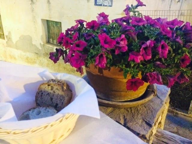 restaurante, naxos, islas griegas