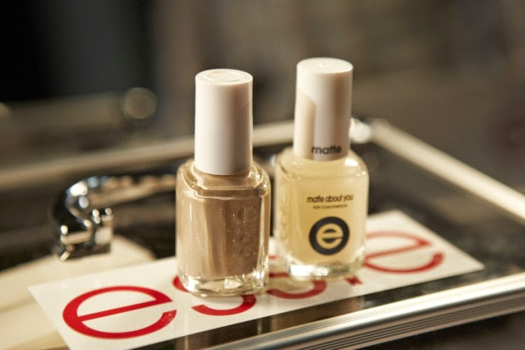 SHOPPER IN THE CITY. Beauty, cosmetics and trends: NYFW by ESSIE, la ...