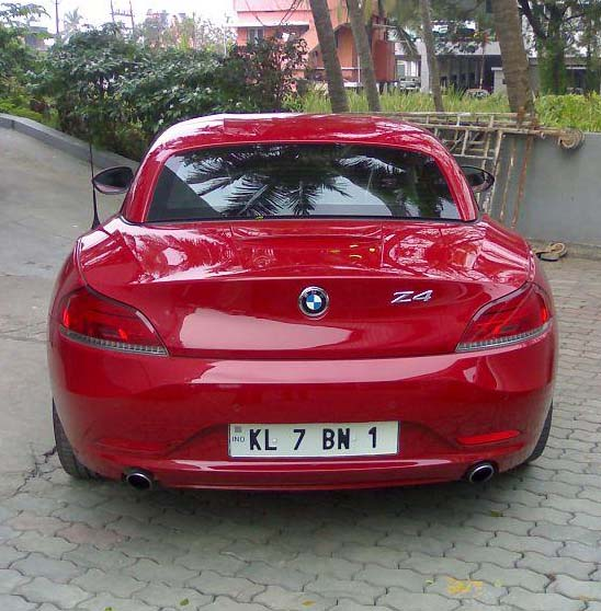 Prithviraj S Bmw Z4 And A Picture Of Mammootty Trying