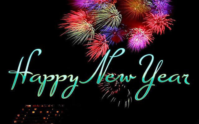 Wallpaper Happy new year 2014 Full HD