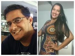 Olá amigos! Novos POIES responsáveis pelo laboratório de informática da EMEF Dias Gomes: