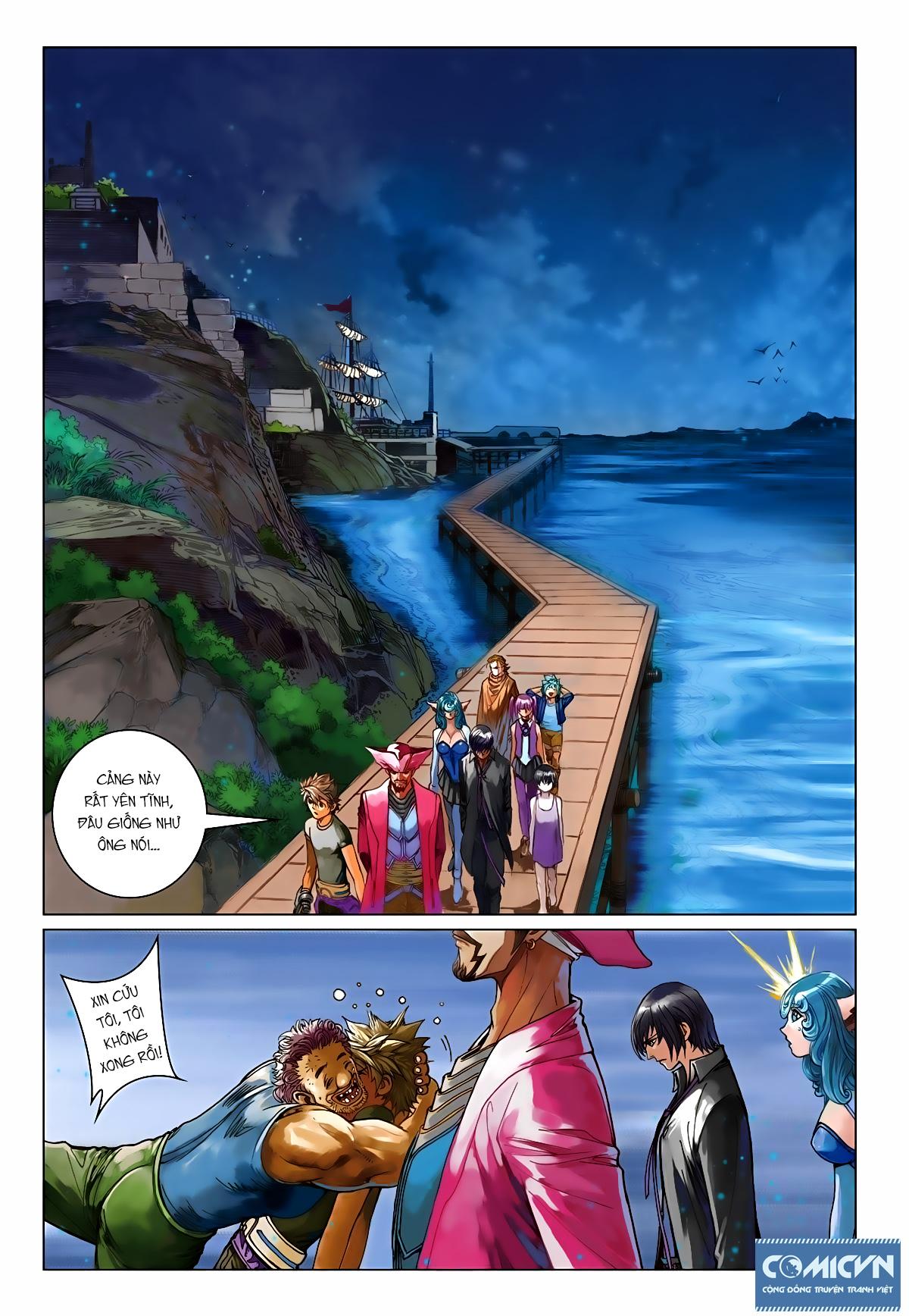 xem truyen moi - BRON OF BRAVE (Tái Tạo Không Gian) - Chapter 26: Lời nguyền Huyết Tộc