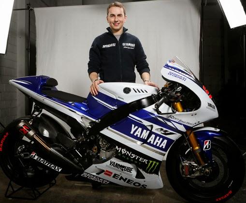 Spesifikasi motor Yamaha YZR-M1 2014 MotoGP (Factory Racing) - Jorge Lorenzo