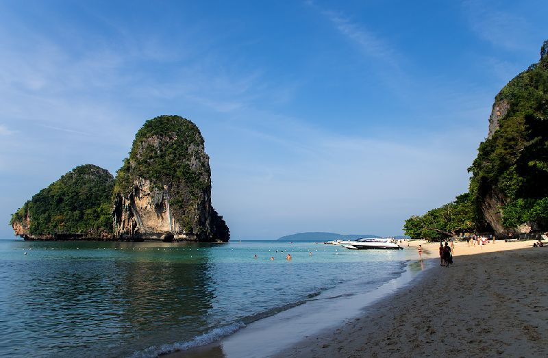 Southern Thailand Railay