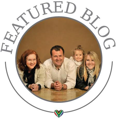 Featured blogger for the month