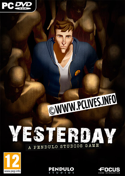 yesterday 2012 pc game cover