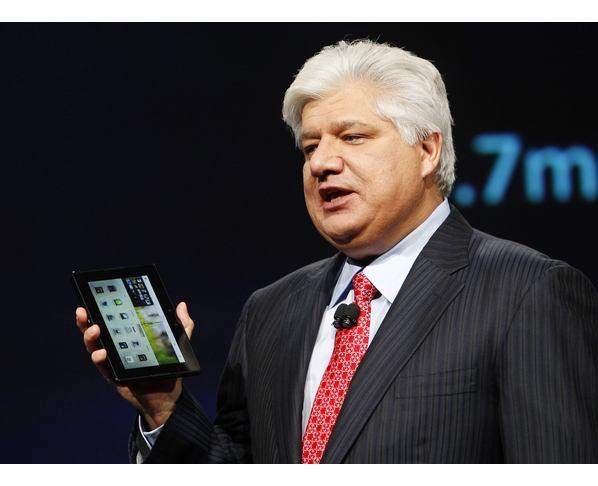 Pendiri Smartphone Blackberry