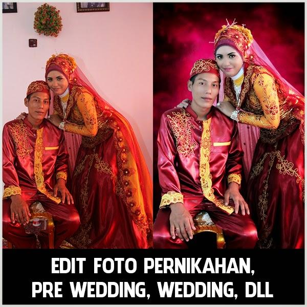 foto pernikahan Keluarga, Saudara, bahkan foto Anda sendiri, tidak ...