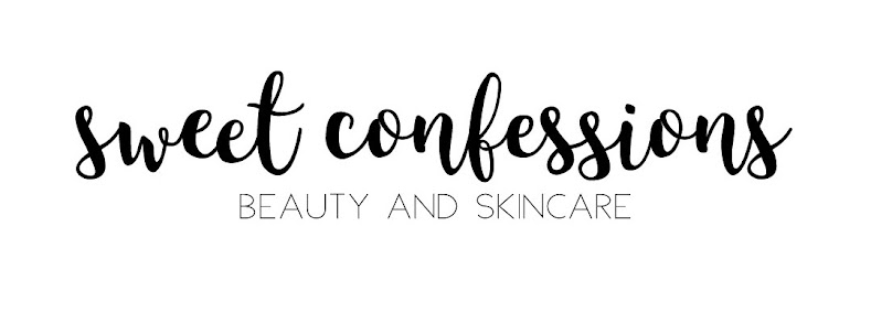 Sweet Confessions - Beauty and Skincare Reviews in Manila