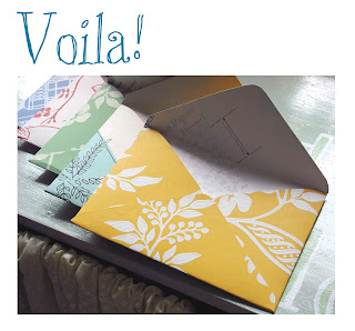 Handmade Envelope Craft