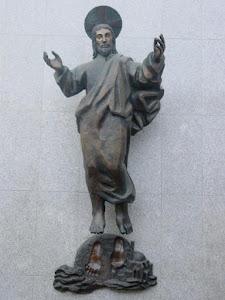 O Nosso Cristo em Ascensão