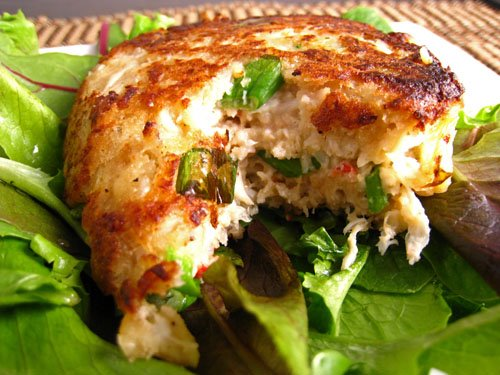 how to make easy crab patties