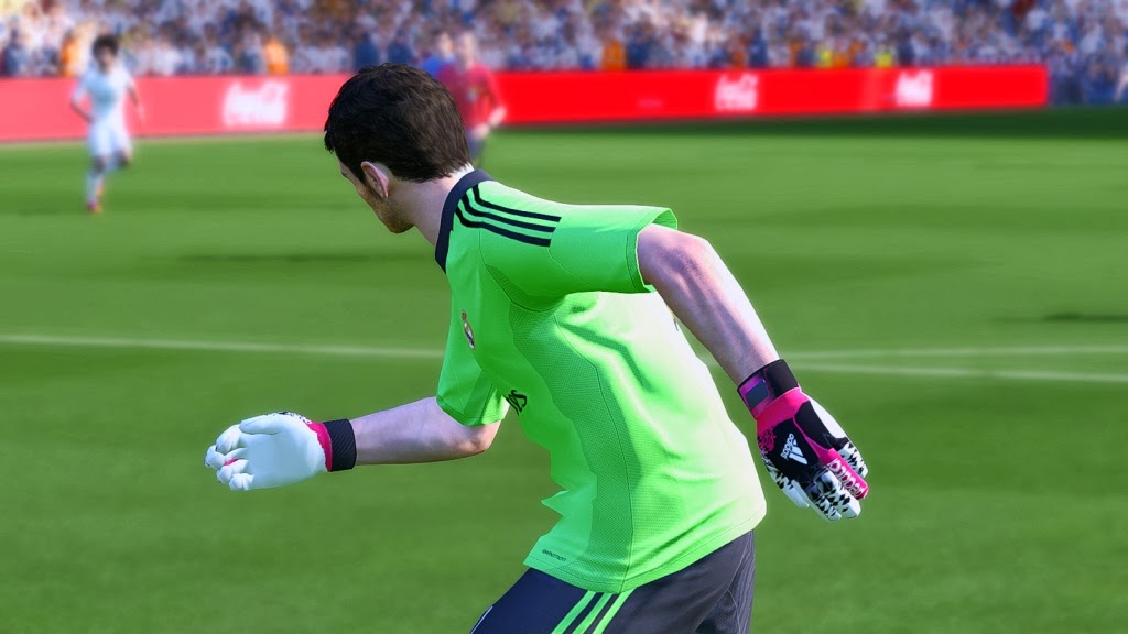 PES 2014 Casillas Gloves by ser_rm