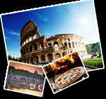 Római hosszú-hétvége nyeremény
