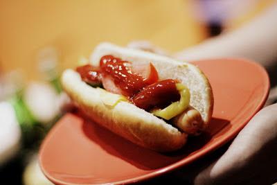Oz Hot Dog Roll