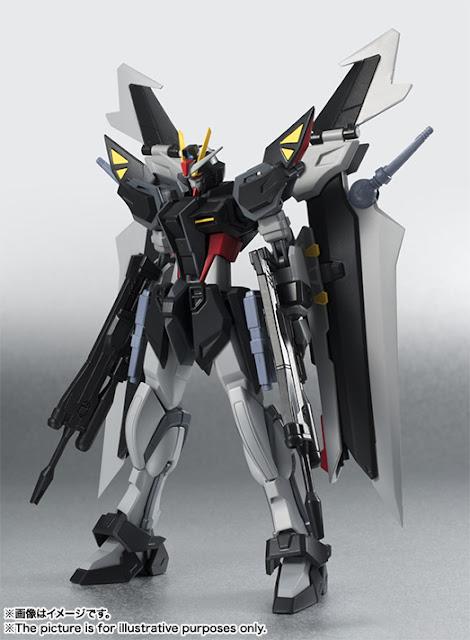 Robot Spirit Strike Noir Gundam