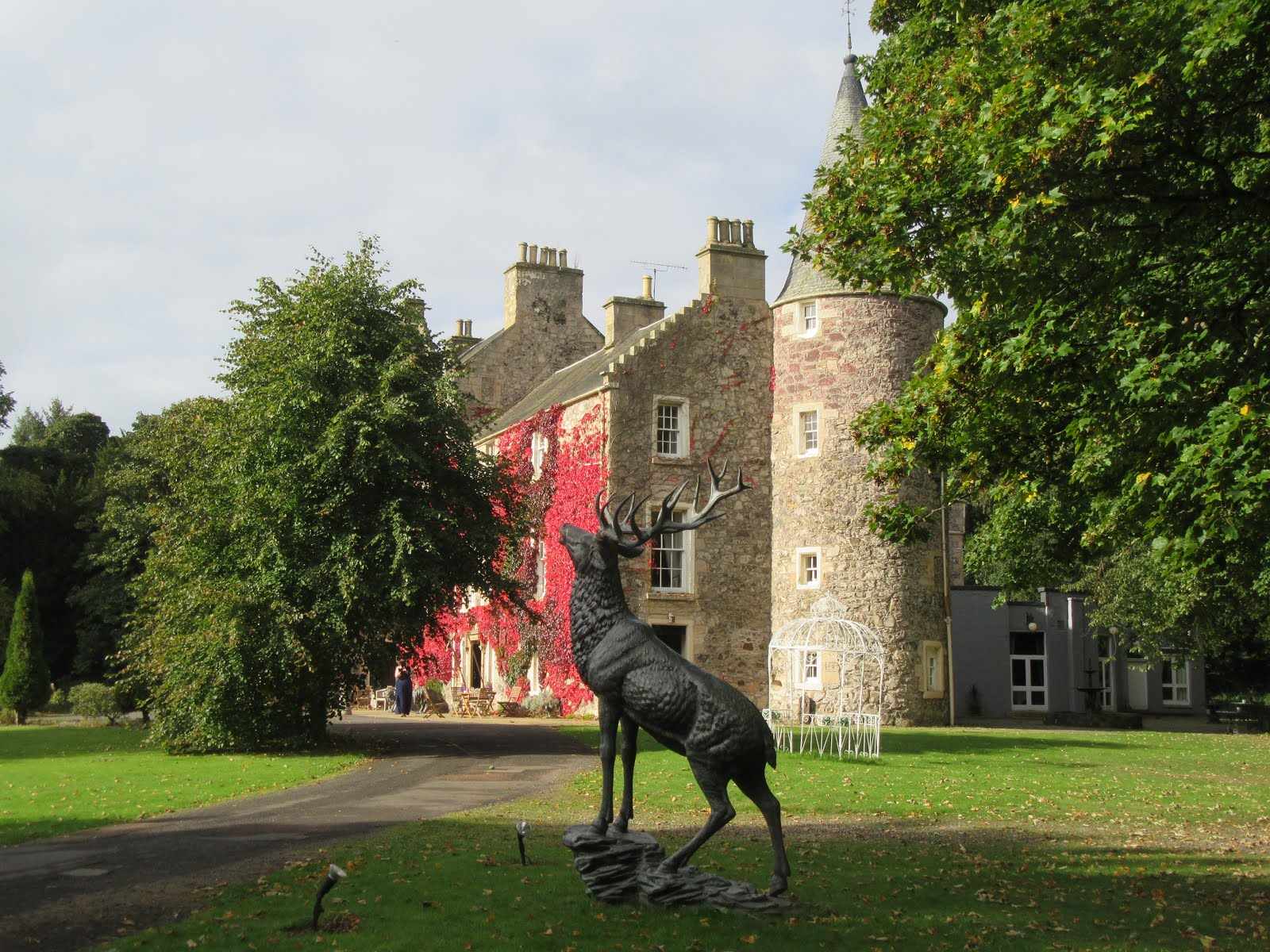 Fernie Castle....