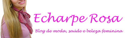 Echarpe Rosa