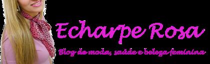 Echarpe Rosa