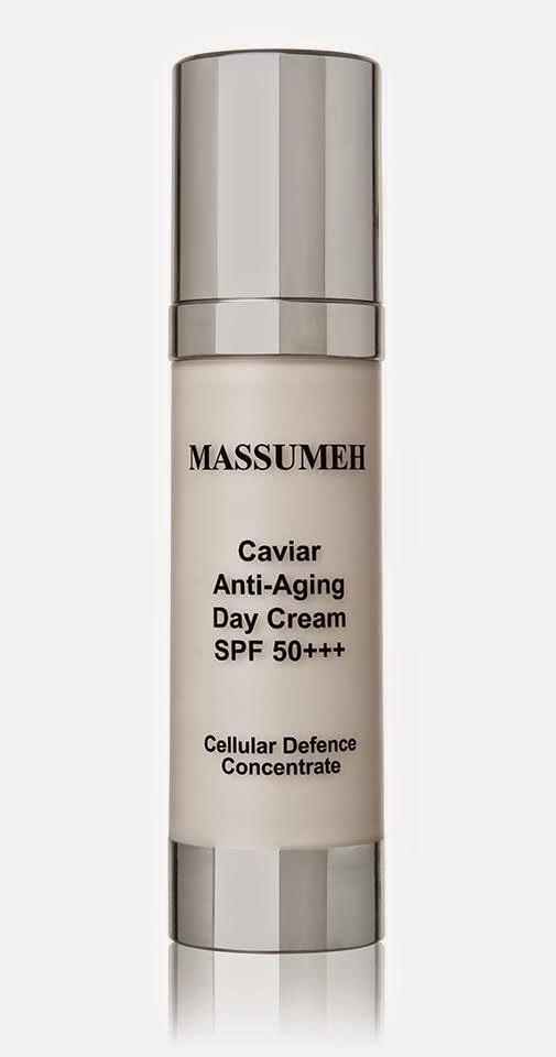 Caviar Anti-Aging Day Cream - SPF 50 de Massumeh