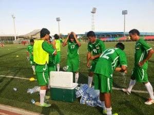 مشاهدة لعبة مباراة شباب العراق وتونس بث مباشر 2-6-2014 كأس العرب للشباب