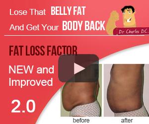 fat loss factor diet program