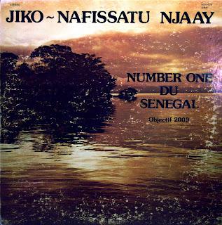 Number One du Senegal - Jiko -Nafissatu Njaay 1980
