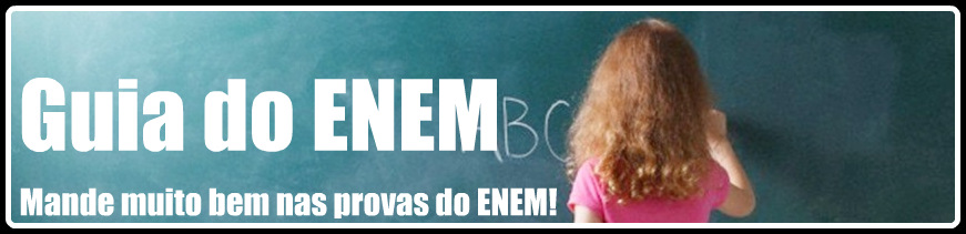 GUIA DO ENEM