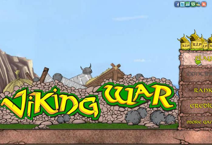 Unblocked Game : Viking War