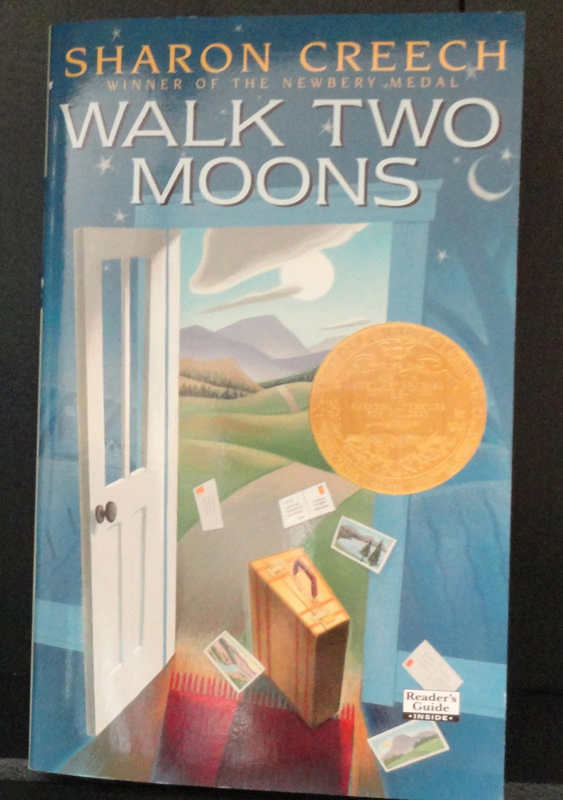 essays on sharon creech Read the moon free essay and over 88,000 other research documents the moon the moon, of course two moons by sharon creech.