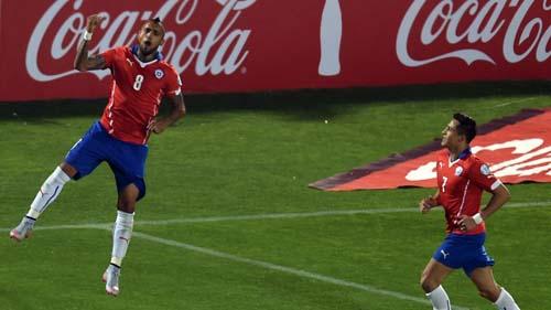 Highlights Chile vs Ecuador