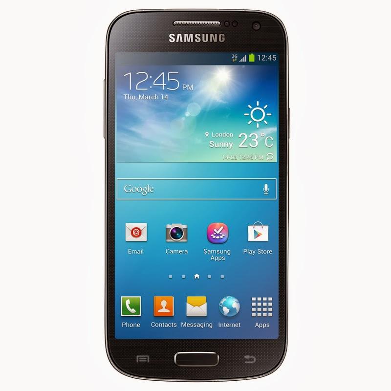Spesifikasi Dan Harga Samsung Galaxy S4 Mini Black Mist Terbaru