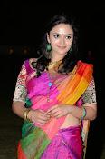 Malavika nair photos in half saree-thumbnail-5