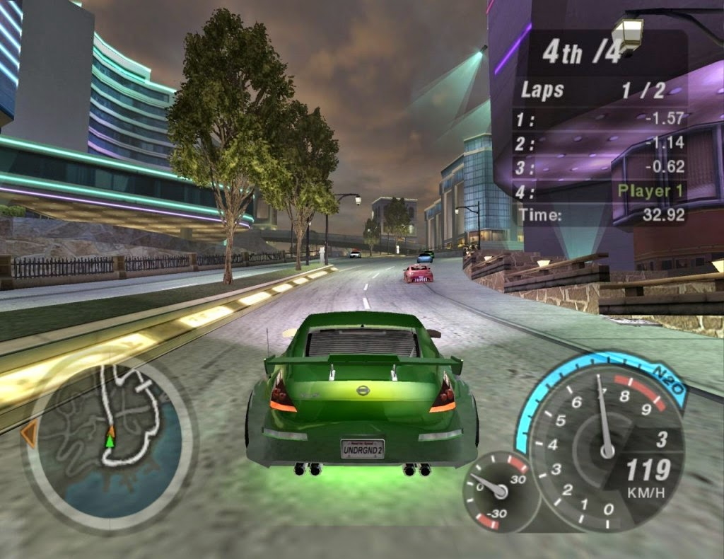 Need for Speed ​​ Underground 2